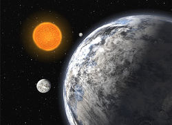 Ученые: На планетах-суперземлях защита жизни слабее, чем на Земле