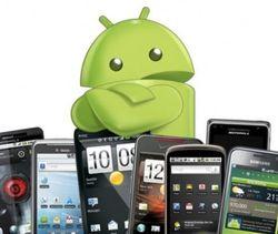 На рынке смартфонов лидируют Android и iOS