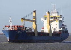 Atlantic Cruiser не вез оружие в Сирию