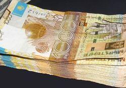 Курс тенге продолжает снижение к евро и швейцарскому франку