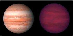 """Новый тип планет астрономы предложили называть """"супер-юпитер"""""""