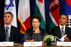 Путин отменил вступление России в партнерство «Открытых правительств»