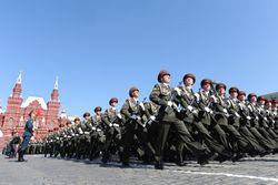 Москва к параду Победы готова