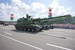 В военном параде будет принимать участие китайская техника