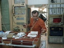 космонавт Валерий Поляков