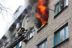 Пожар в общежитии в Харькове: погибло три человека