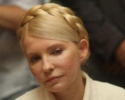 Неповиновение Юлии Тимошенко: ночь экс-премьер провела в душе