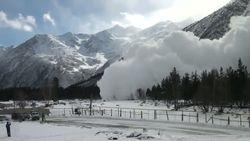 В Альпах Франции при сходе лавины погибла россиянка - уроки туризма