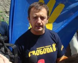 Мыс Сарыч в Крыму оккупировали боевики из РФ – ВО «Свобода»
