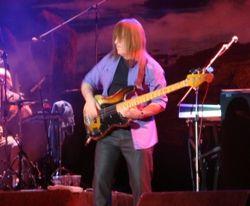 Рак убил бас-гитариста рок-группы Uriah Heep Тревора Болдера