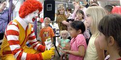 Крупнейшим дистрибутором детских книг в Великобритании станет McDonald's