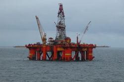 Новое нефтяное месторождение обнаружено в Северном море