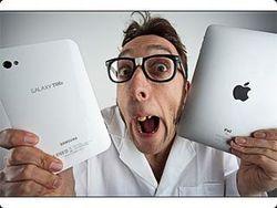 Apple и Samsung встретятся на очной ставке