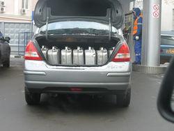В России объявлен бензиновый кризис