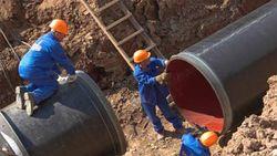 Азербайджанская компания заключила контракт на строительство газопровода в Грузии