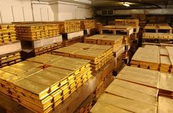 Позитивные данные из Китая повышают цену на золото