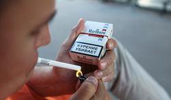 Минздрав РФ подсчитал убытки от преждевременной смерти курильщиков