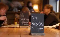 Как можно обойти Закон о курении в общественных местах в Украине