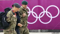 Британская армия заслужила два года отдыха после Олимпиады в Лондоне