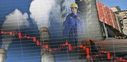 Доулучшались: впервые после мирового кризиса в Украине спад промпроизводства