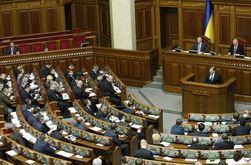 В ВР появился проект обращения к Януковичу об отставке Присяжнюка и Попова