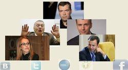 """Рейтинг """"Биржевого лидера"""" популярности российских политиков в социальных сетях"""
