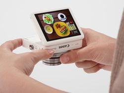 Canon на CES 2013 привезла камеру с поддержкой Wi-Fi