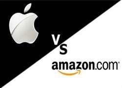 Apple снова подала в суд, теперь на Amazon