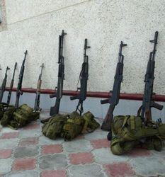 Кто поставлял боеприпасы из Северной Осетии в Россию?