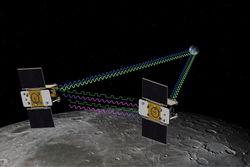 Зонды Grail помогли составить карту гравитации Луны