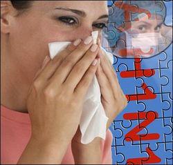 В Украине ожидается две волны гриппа