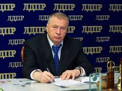 Партия Жириновского предлагает депутатам ГД работать... по очереди