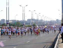 Сибирский марафон
