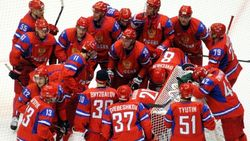 Три игрока покинули сборную России по хоккею