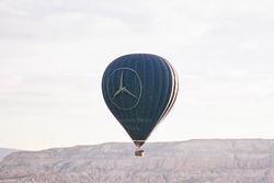 В Турции упал воздушный шар с туристами – последствия