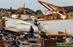 Как минимум 14 человек пропали без вести после техасского торнадо