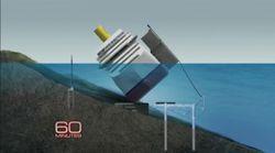 """Компания-владелец лайнера """"Коста Конкордия"""" выплатит 1 млрд. 300 млн. евро штрафа"""