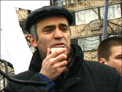 Гарри Каспаров вышел из руководства, но не самой «Солидарности»