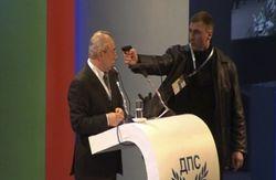 В Софии совершено покушение на лидера болгарских турков