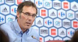 Лоран Блан подал в отставку с поста тренера сборной Франции