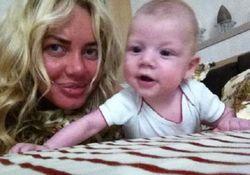 Малиновская выложила в сеть фотографии своего сына