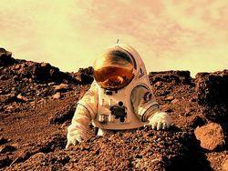NASA SpaceX: обживать Марс будут вегетарианцы