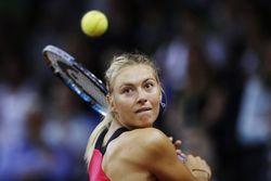 Мария Шарапова выиграла престижный турнир в немецком Штутгарте