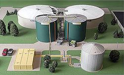 Будущее - в навозе: в РФ строят крупнейшую биогазовую электростанцию