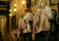 Украинки подрабатывают проституцией в Европе на уикендах – СМИ