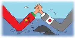 Япония и Китай вступают в экономическую войну