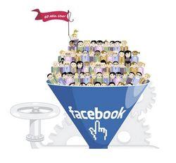 440 млн. фунтов вывел в оффшор ирландский Facebook