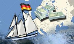 Правительство Германии солидарно с Всемирным банком и тоже понижает прогноз на рост ВВП