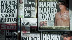 Полиция арестовала участницу ню вечеринки с принцем Гарри
