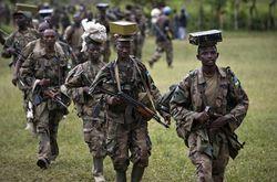 Власти ЮАР готовы послать войска в ДР Конго. Оппозиция против